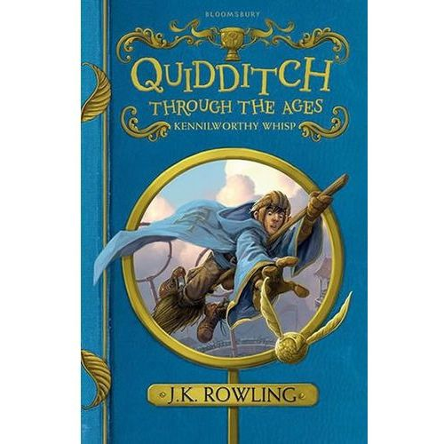 Quidditch Through the Ages, J.K. Rowling