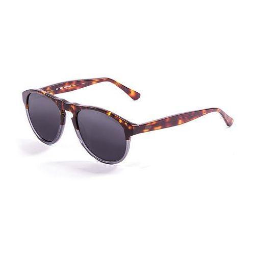 Okulary przeciwsłoneczne unisex 5000-97_washington brązowe marki Ocean sunglasses