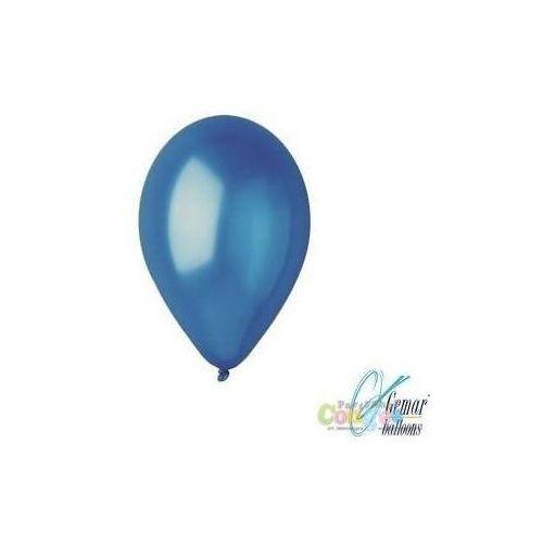 Balony lateksowe małe - 5 cali - blue - 50 szt.