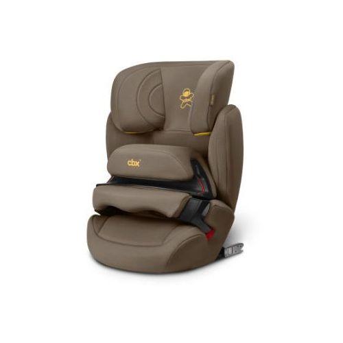 fotelik samochodowy aura fix truffy brown - kolor brązowy marki Cbx