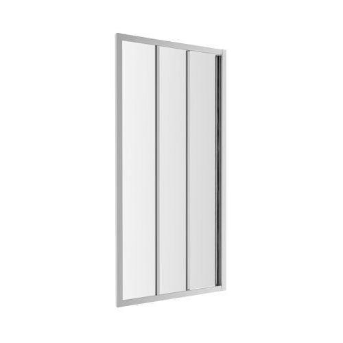 Drzwi prysznicowe rozsuwane Bronx S-20A3 100 cm Omnires