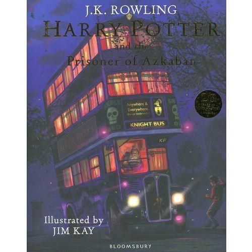 Harry Potter and the Prisoner of Azkaban - J.K. Rowling DARMOWA DOSTAWA KIOSK RUCHU, oprawa twarda