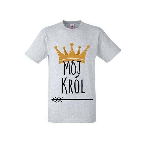 Koszulka Żony Dziewczyny Prezent Mój Król - DKS006