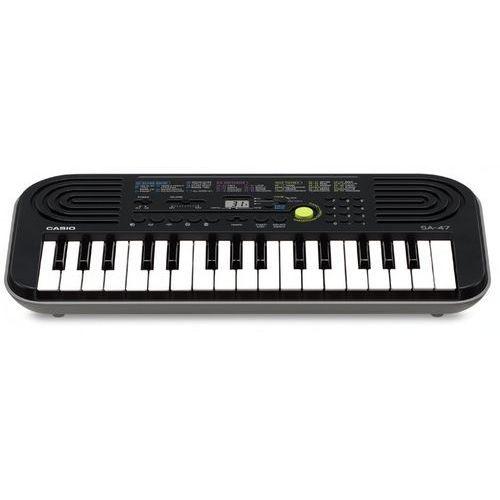 Casio SA 47 - produkt z kategorii- Keyboardy i syntezatory