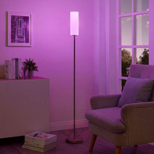 Lampenwelt.com Lindby smart lampa stojąca led rgb felice, app (4251096545289)