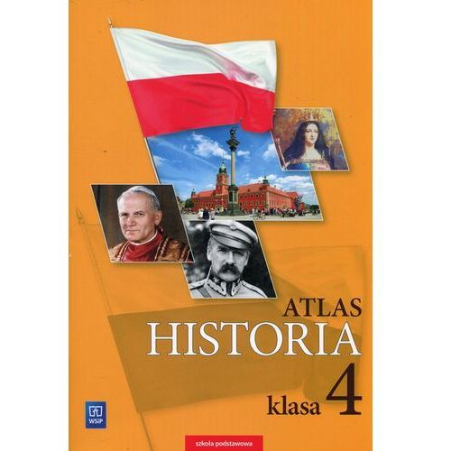Atlas Historia SP kl.4 - Praca zbiorowa (9788302166938)