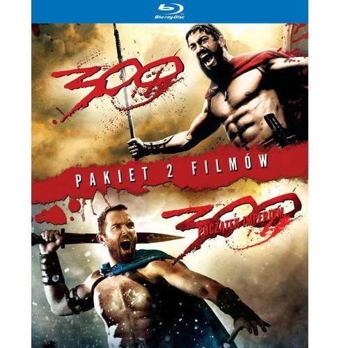 300 / 300: Początek Imperium - Pakiet 2 filmów