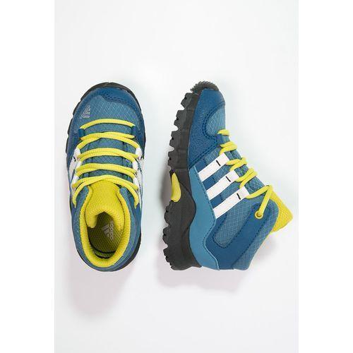 adidas Performance TERREX GTX Buty trekkingowe blanch blue/chalk white - produkt z kategorii- Buty sportowe dla dzieci