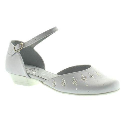 Buty komunijne dla dzieci 2380 marki Zarro