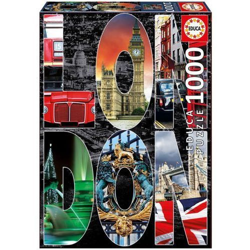 1000 el.london collage, marki Educa