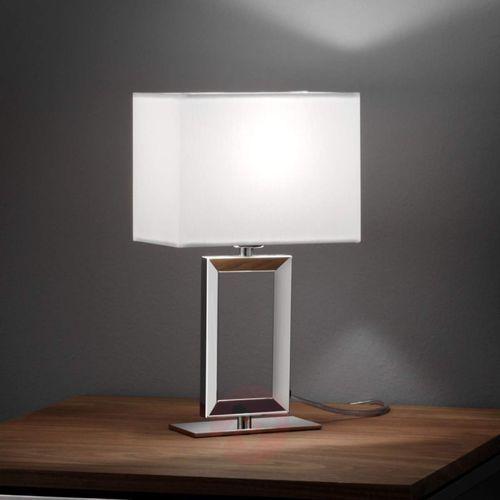 Helestra ENNA 2 lampa stołowa Nikiel matowy, 1-punktowy - Nowoczesny - Obszar wewnętrzny - 2 - Czas dostawy: od 4-8 dni roboczych (4022671994385)