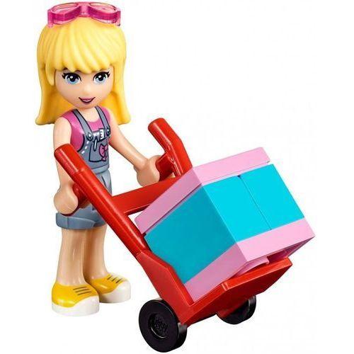 LEGO Friends, Dostawca upominków w Heartlake, 41310. Najniższe ceny, najlepsze promocje w sklepach, opinie.