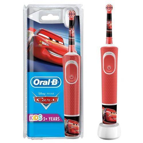 szczoteczka elektryczna vitality kids cars marki Oral-b