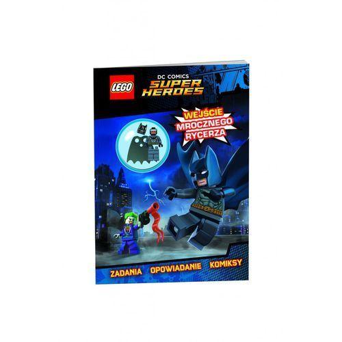 Lego Super Heroes Wejście Mrocznego Rycerza LNC 451, oprawa miękka