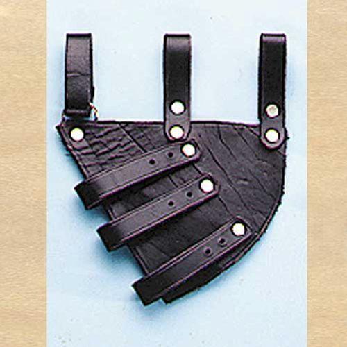 Żabki skórzane do mieczy (ws200012) marki Płatnerze