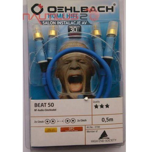 oe 2700 beat 50 0,5m - dostawa 0zł! marki Oehlbach