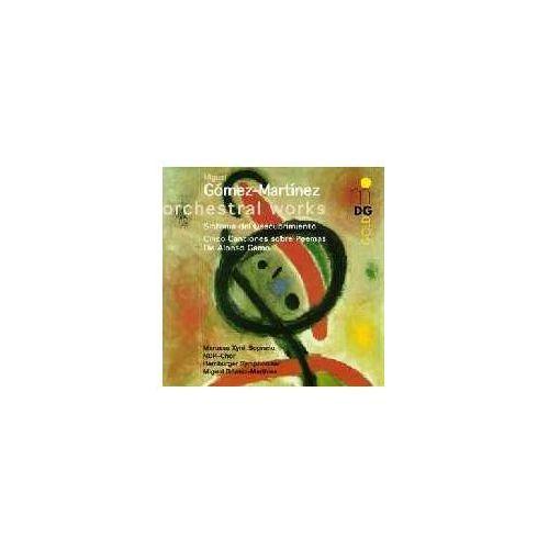 Mdg Gomez-martinez: orchestral works (0760623086224)