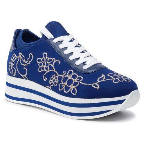 Sneakersy - shoes platform floral chan 19wskp13 5036, Desigual