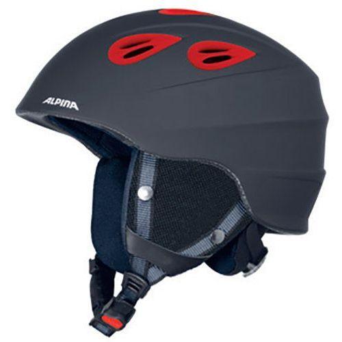 Alpina junta - kask narciarski r. 51-54 cm
