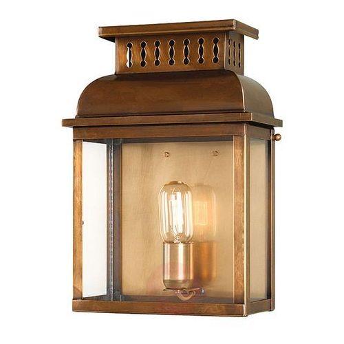 Westminster – lampa zewnętrzna z mosiądzu, WESTMINSTER BR