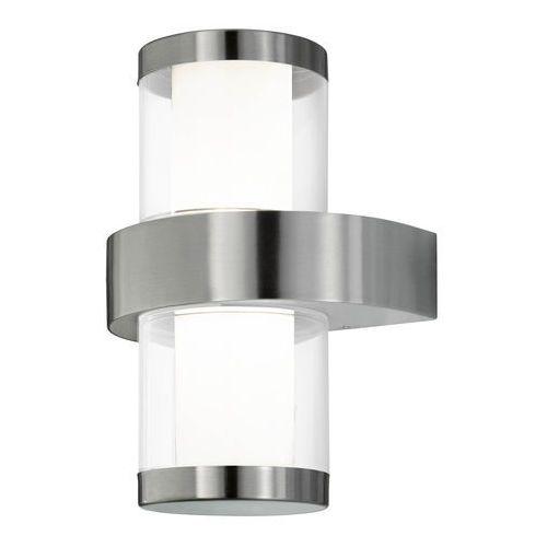 Zewnetrzna LAMPA ścienna BEVERLY 1 94799 Eglo OPRAWA elewacyjna LED 7,4W kinkiet IP44 outdoor biały (9002759947996)