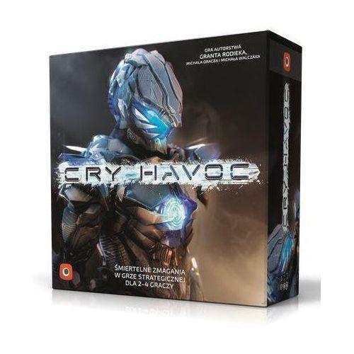 Gra cry havoc - darmowa dostawa od 199 zł!!! marki Portal games