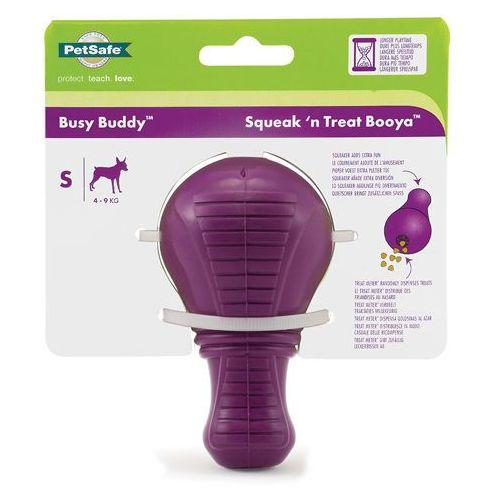 Skacząca zabawka dla psa - maczuga Squeak 'n Treat Booya S