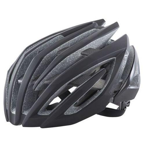 Endura Airshell Kask rowerowy czarny 51-56 cm 2017 Kaski rowerowe