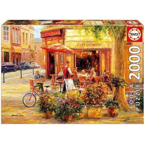 Puzzle 2000 elementów, Kawiarnia Haixia Liu - DARMOWA DOSTAWA OD 199 ZŁ!!!, 1_633857
