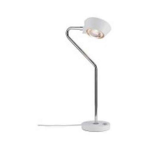 Oprawa stołowa led ramos 8w matowa / chrom z ściemniaczem dotykowym, 70921 marki Paulmann