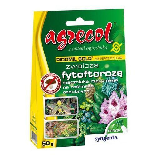Środek grzybobójczy Agrecol Ridomil Gold MZ Pepite 67,8 WG 50 g, 2013