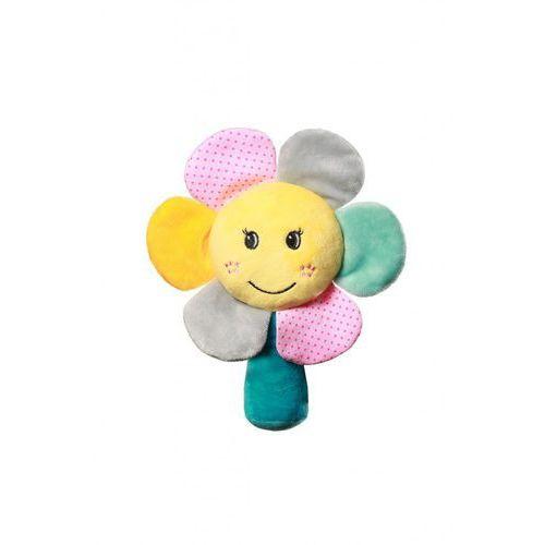 Grzechotka dla niemowląt Tęczowy Kwiatek 6O37CL