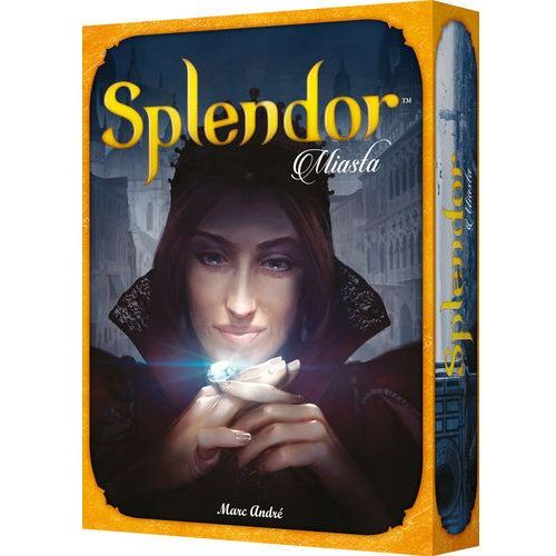 Splendor: Miasta REBEL