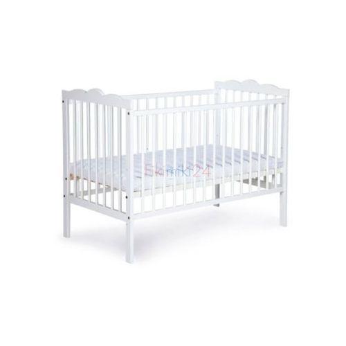 łóżeczko radek iii biały 120x60 marki Klupś