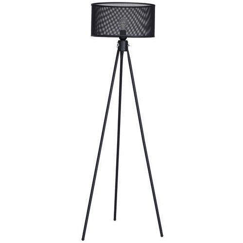 Lampa podłogowa felix 1xe27/60w/230v czarny marki Luminex