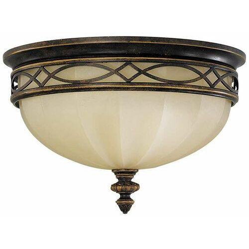 Elstead Drawing room – lampa sufitowa ze szkłem scavo (5024005606505)