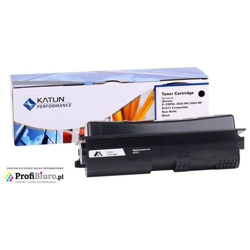 Toner Kit Katun do Olivetti D-COPIA 3503 MF | 7200 kopii | black Performance