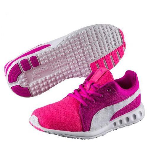 Puma buty Carson Runner 400 Mesh Jr ko Pink 35,5 (4057826434515)