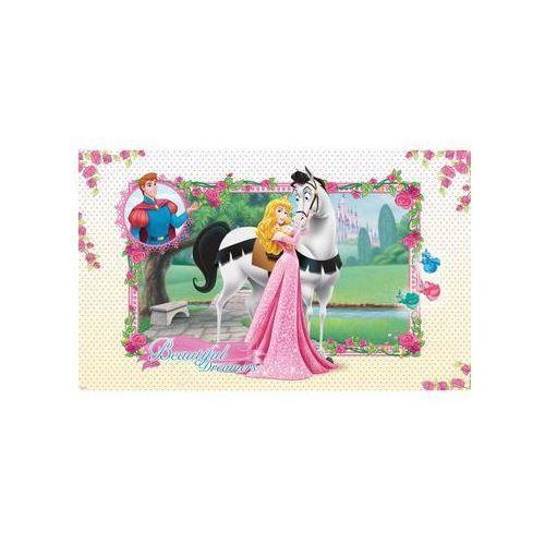 Disney Fototapeta flizelinowa księżniczki ii wys.254 cmcmspacjaxspacjaszer.416 cmcm