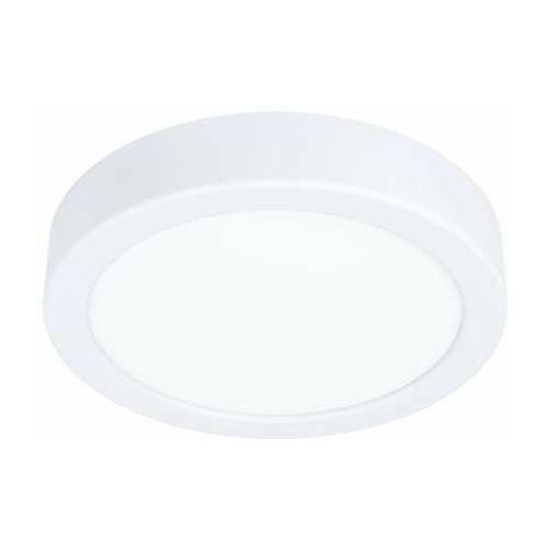 Eglo fueva 5 99225 plafon lampa sufitowa 1x10.5w led biały (9002759992255)