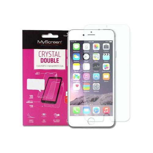 Myscreen protector Apple iphone 6s plus - folia ochronna crystal double