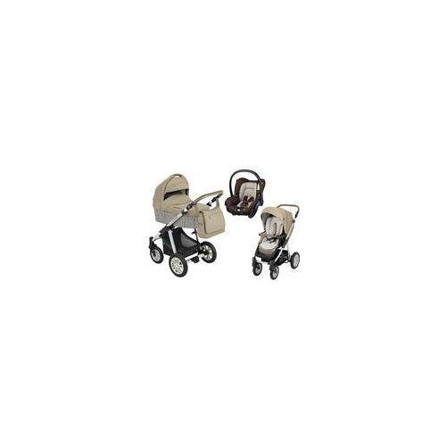Wózek wielofunkcyjny 3w1 Dotty Baby Design + Citi GRATIS (Eco beżowy)