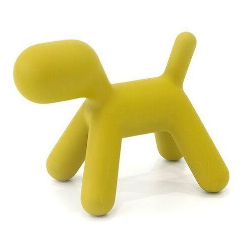 Figurka puppy xs musztardowa