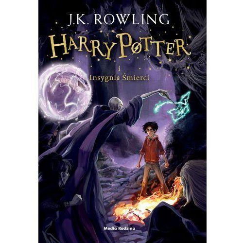 OKAZJA - Harry Potter i Insygnia Śmierci (ISBN 9788380082236)