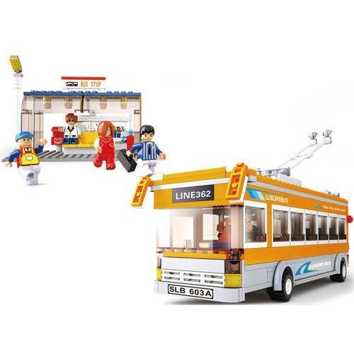 Sluban TOWN Town trolejbus M38-B0332