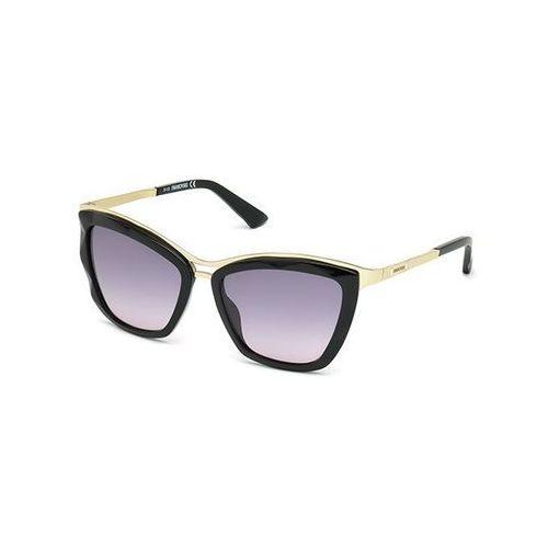 Okulary słoneczne sk 0116 01b marki Swarovski
