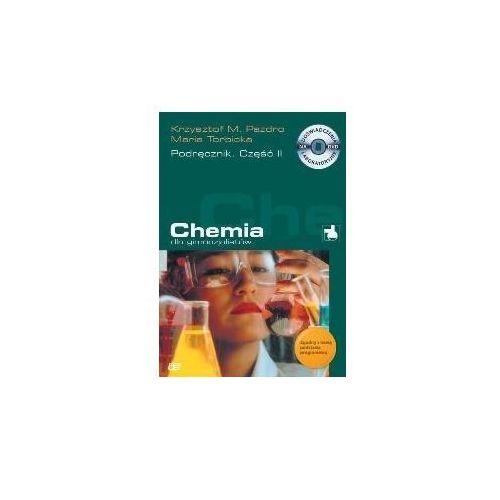 Chemia dla gimnazjalistów częœć 2 Podręcznik + DVD