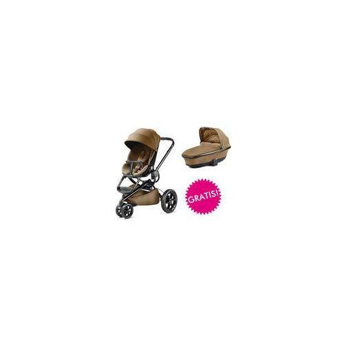 Quinny Wózek wielofunkcyjny 2w1 moodd + gratis  (toffee cruch)