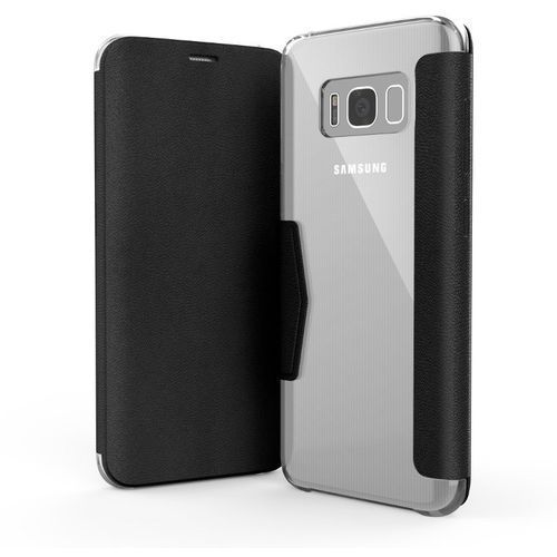 Cienki Pokrowiec Książkowy X-Doria Engage Folio Samsung S8 - Czarny, 6950941458016