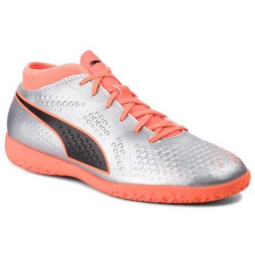 Buty - one 4 syn it 104750 01 silver/orange/black marki Puma